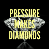 how to use pressure to make diamonds